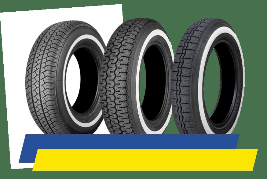 Michelin Classic Weisswandreifen